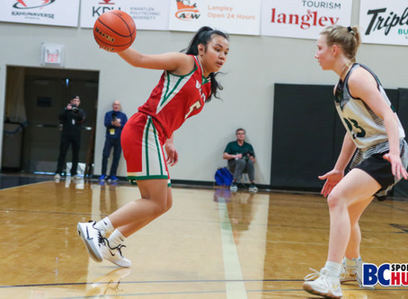 2020 BC Senior Girls Provincials: Championship Saturday