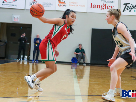 2020 BC Senior Girls Provincials: Championship Saturday