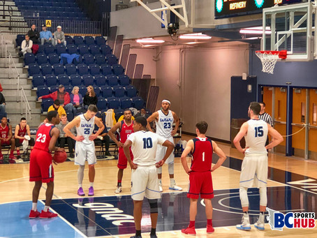 SFU Men lose to Western Washington on the road