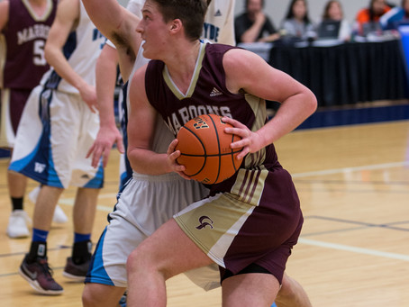 #2 Westsyde Whundas put #10 Clarence Fulton Maroons away late in the 4th