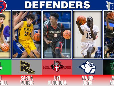 The Hub's Top 5: Defenders