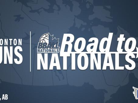 #RoadToNationals: Edmonton Suns