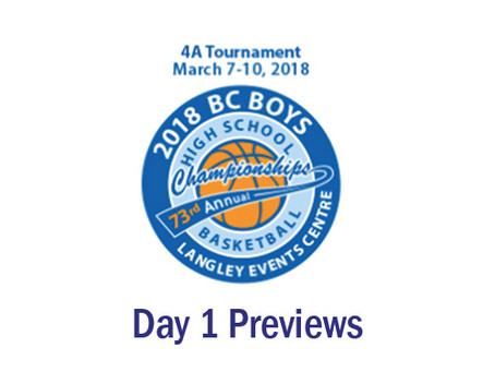BC AAAA Boys Provincials - Day 1 Previews