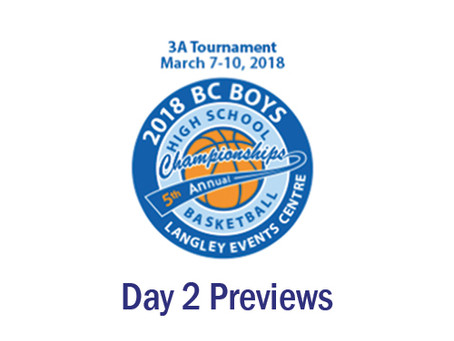 BC AAA Boys Provincials - Day 2 Previews