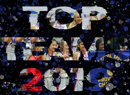 BC Sports Hub Top 10 Teams: Girls 2019