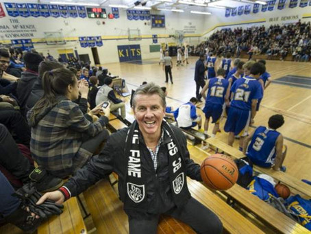 Remembering the HSBC Basketball Tournament