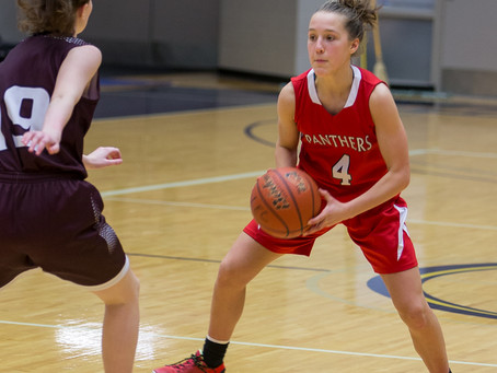 Abbotsford Senior rack up the points against North Peace