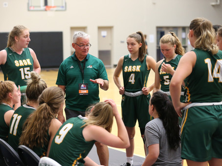 Saskatchewan Girls U-17 Provincial Team making the most of trip to Bballnationals