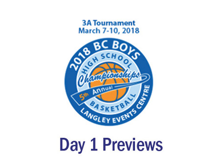 BC AAA Boy's Provincial Day 1 Previews