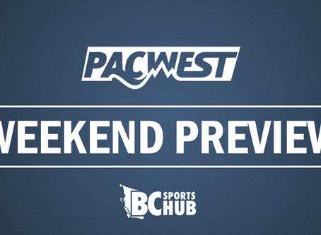 PACWEST Women's Basketball Weekend Preview - November 23-25