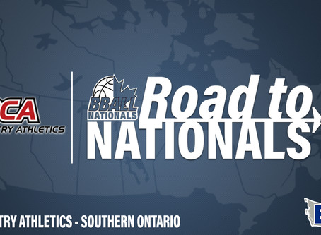#RoadToNationals: Big Country Basketball
