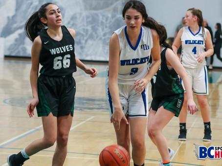 Marina Radocaj a budding star in BC Girls Basketball