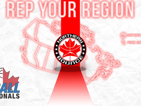 #RepYouRegion: Northern Bounce Basketball Academy coming to compete at Bballnationals