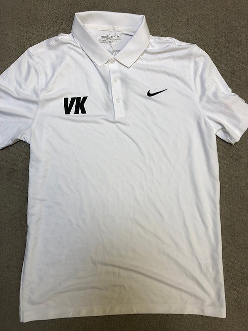 VK Polo White