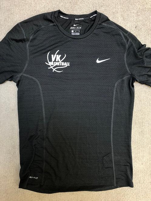Black Nike Running Tee