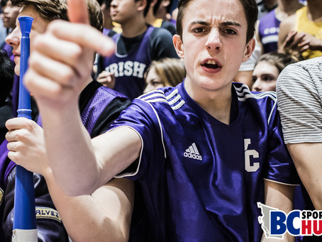 Top 5 Fan Bases of BC High School Basketball