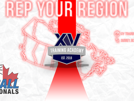 #RepYourRegion: XV Training Academy jumps into Bballnationals with new club teams
