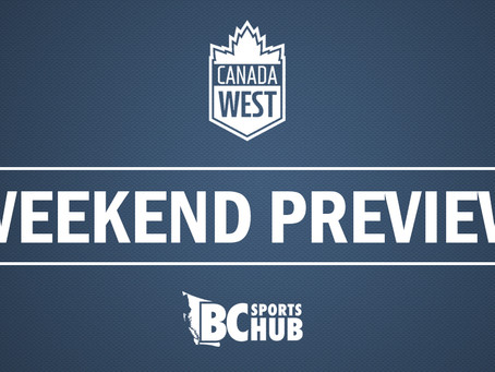 Canada West Women's Basketball Weekend Preview - December 1-2, 2017