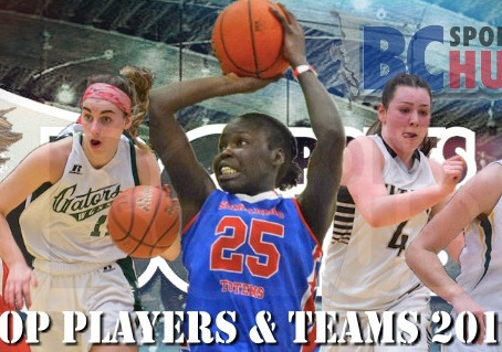 Top Players and Teams 2018 - Girls