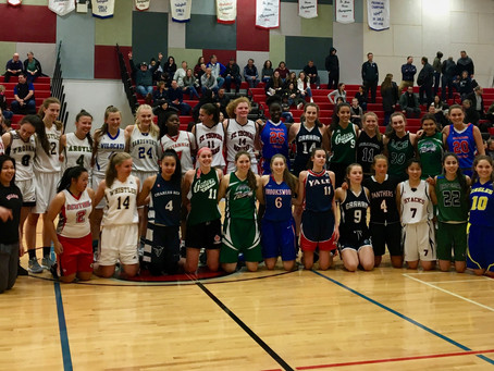 Futures Rockstars: Standout girls play to impress in exhilarating All-Star game