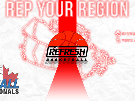 #RepYourRegion: REFRESH Basketball is bringing fresh insight to the tournament