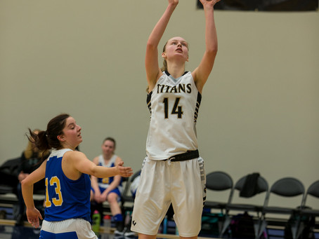 South Kam Titans dominate first half in Provincials debut