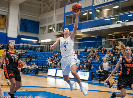 Vikes travel to Calgary to take on Dinos in CanWest Quarter-Finals series