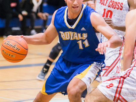 The Number One Ranked Crusaders Fall to Royals in Season Opener