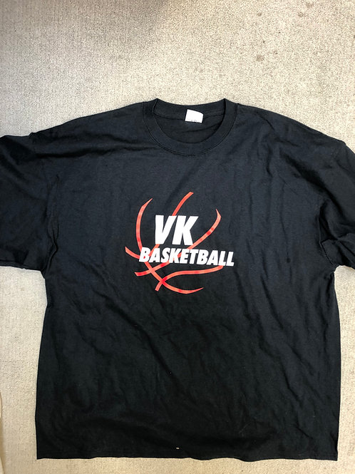 Black VK Cotton Tee