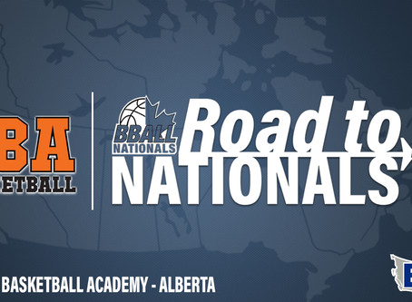 #RoadToNationals: Calgary Basketball Academy