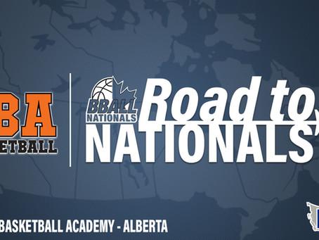 #RoadToNationals: Calgary Basketball Academy