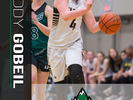 Maddy Gobeil Commits to UFV