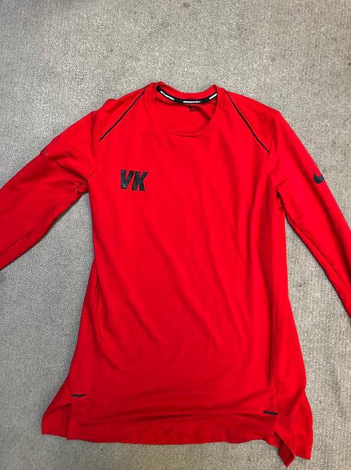 Red VK Longsleeve