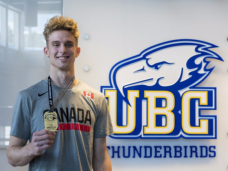 UBC Recruit on Being a Member of the Team that made History