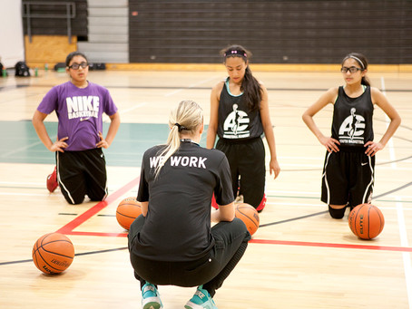 Trying to Change the Game - A New Approach to Girls Basketball