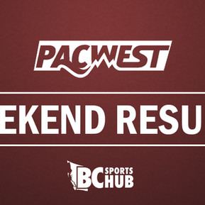 PACWEST Men's Basketball Weekend Results - November 23-25