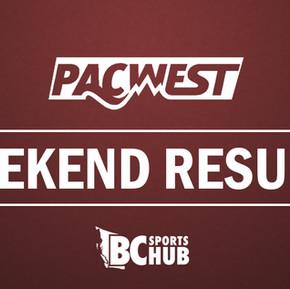 PACWEST Women's Basketball Weekend Results - November 23-25