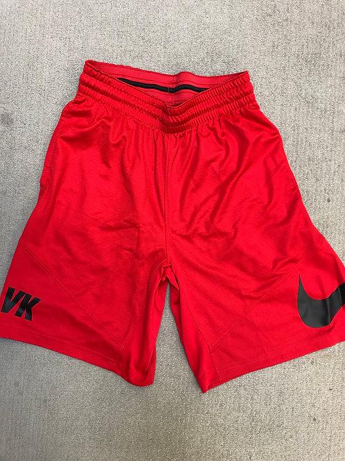 Red VK Nike Shorts