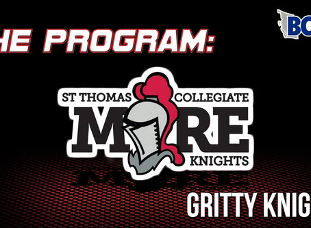 "The Program: St. Thomas More Collegiate ""Gritty Knights"""