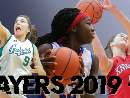 Top Players 2019 - Girls
