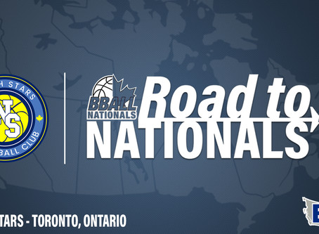 #RoadtoNationals: North Stars