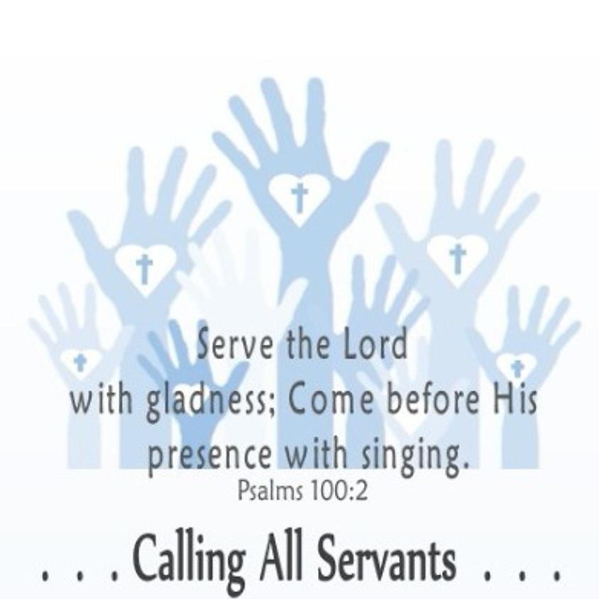 Servants Retreat