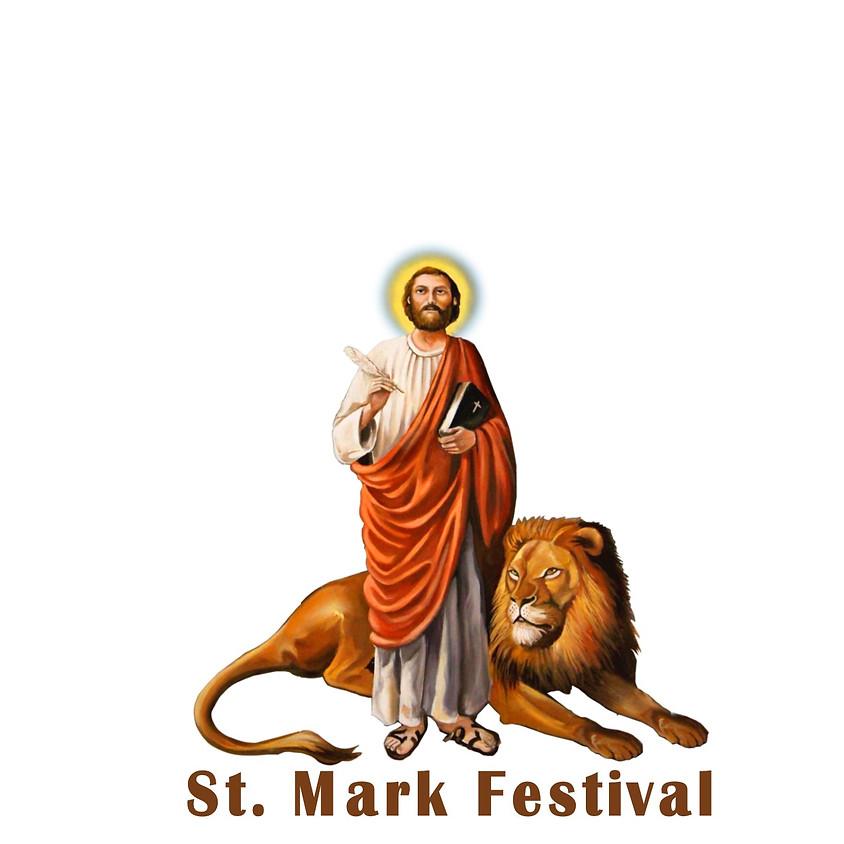 St. Mark Festival 2018