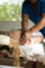 massage included in our yoga and health and wellness retreats