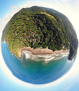 Nicaragua Ecolodge yoga, surf, hatha yoga teacher training, wellness, healthy food,