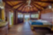El Nido beach bungalow at Nicaragua's best ecolodge