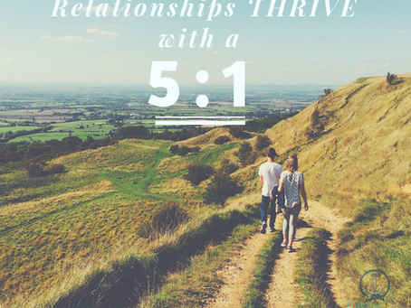 5:1 Is the Key to a Happy Relationship