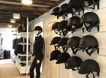 What equipment do I need to start horse riding?