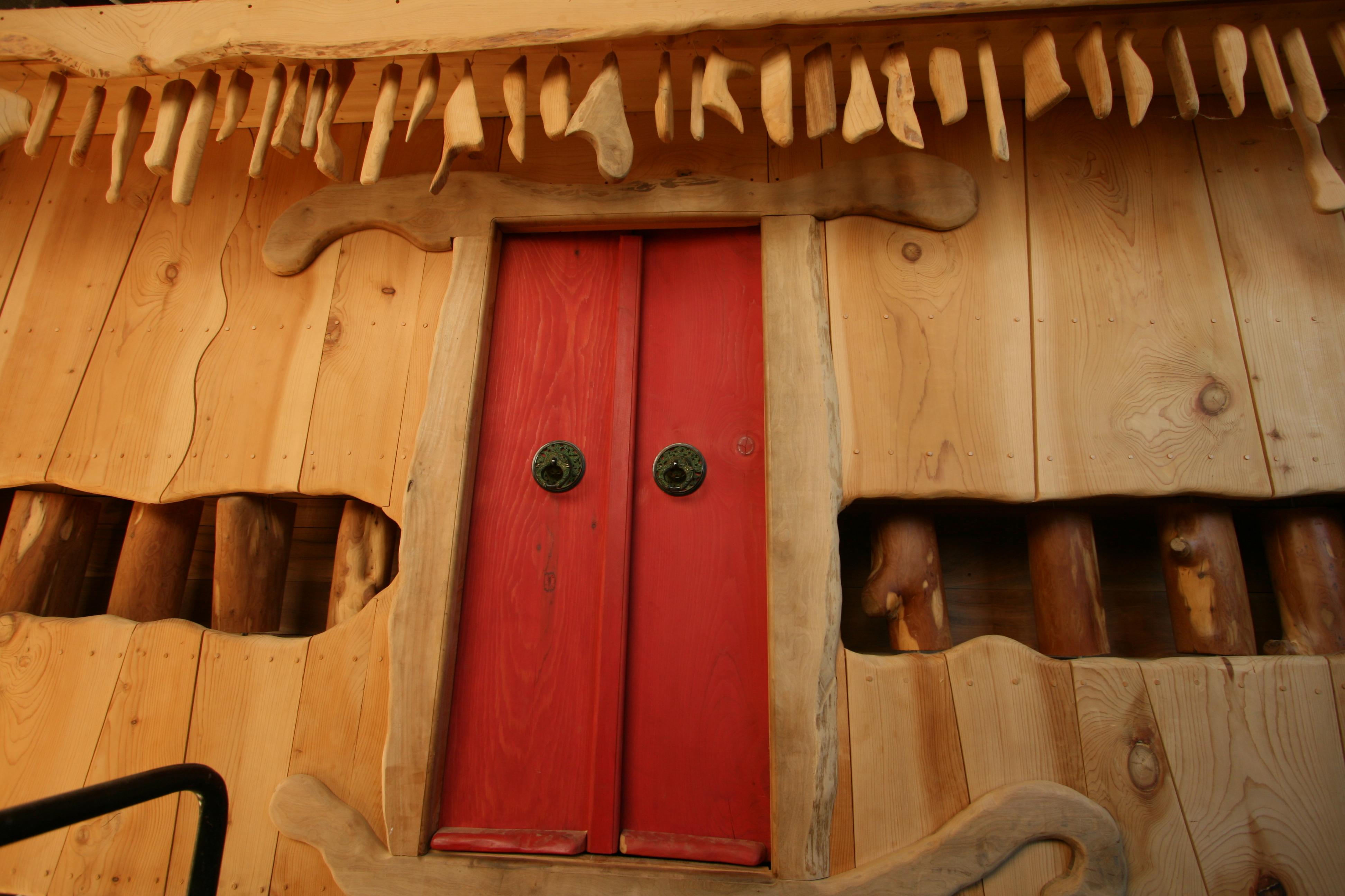 fabricant de roulottes en bois