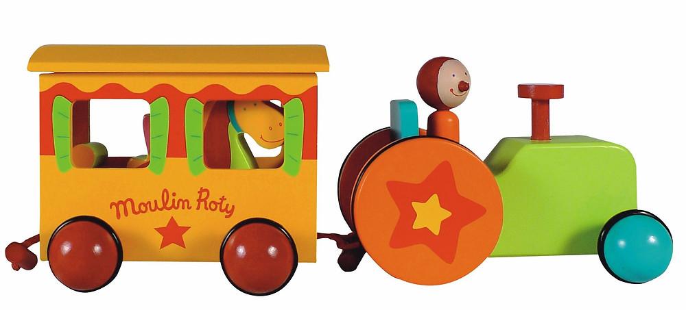 roulotte jouet bois Moulin Roty